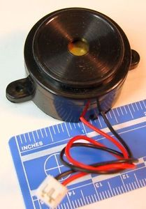 Qty 10 New Piezo Siren Buzzer Sounder Loud 2 Tone Sound Audio Alarm Auto 12VDC