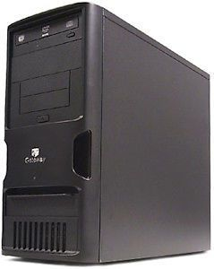 Gateway E 2600 Desktop Computer Tower Windows 7 Ultimate