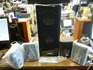 """Divinci Da 6 1 Pro Series Surround Sound Speaker System 800 Watts """"Nice"""""""