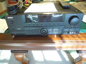 KLH R5100 Audio System Dolby Digital Surround Sound Receiver Bundle