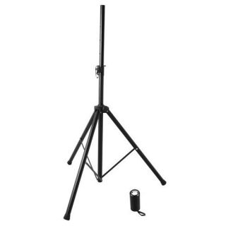 On Stage Steel Tripod Speaker Stand Speaker Stand