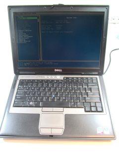 Dell Latitude D630 Intel Core 2 Duo 2 2 GHz 80GB HD 1GB Memory Wireless