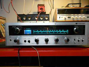 Vintage Toshiba SA 400 Stereo Receiver