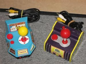 Pacman Plug Play TV Game