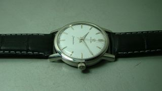Vintage Omega Seamaster 600 Winding Swiss 19083814 Wrist Watch Old Used Antique
