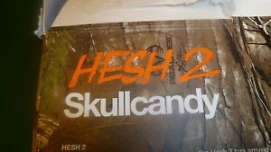 Skullcandy Supreme Sound Hesh 2 Headphones Real Tree Camo