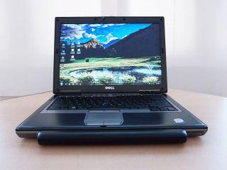 Wireless Dell Latitude D630 Laptop 2GB Memory Win7 160GB Hard Drive Office 2010