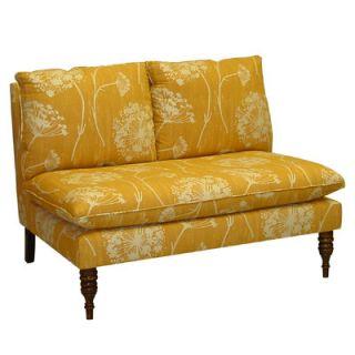 ... Skyline Furniture Settee Loveseat U0026 Reviews ...