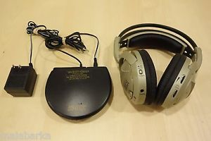 Advent Wireless Headphones Transmitter Power Supply Model AW770 NR