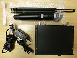 Shure ULXD24 SM58 Professional Wireless Microphone System