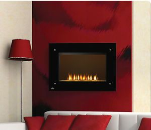 EF39HD Wall Mount Electric Fireplace with Heater
