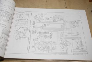 Clark Electric Forklift Solid State Circuit Diagrams Manual No C 3000 Inv 4344