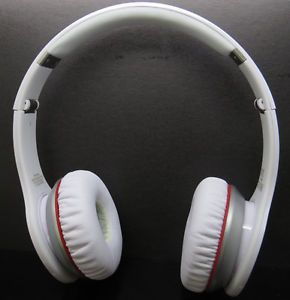 Used Monster Beats by Dr Dre Wireless Headphone White