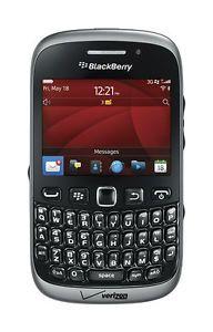 Blackberry Curve 3G 9310 Black Boost Mobile Smartphone