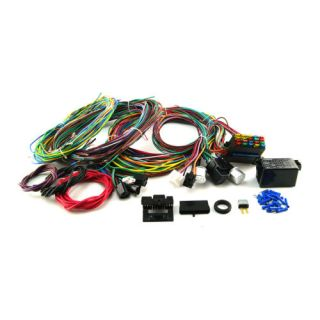 Painless Style 20 Circuit Wiring Harness Kit Perfect for Hot Rods