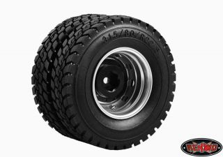 """King of The Road 1 7"""" 1 14 Semi Truck Tires"""