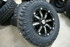 35 12 50 20 RBP Wheels Nitto Trail Rim Tire Package