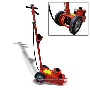 22 Ton Air Hydraulic Floor Jack HD Truck Power Lift Auto Truck Repair Jacks HD