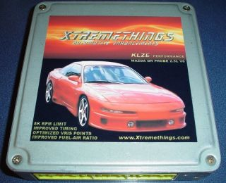 1993 Ford Probe Mazda 626 MX6 2 5L Klze Performance Chipped Computer