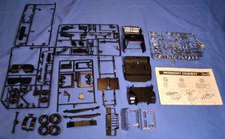 Midnight Cowboy Custom Chevy Wrecker Revell 1 25 Tow Truck Kit Vintage 1978