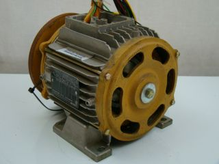 Leroy Somer 1 5 HP 1710 RPM Electric Motor PIH90S