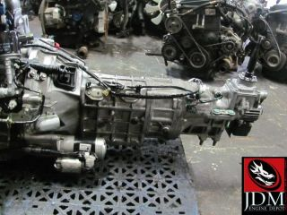 03 08 Mazda RX 8 RX8 1 3L Manual 5 Speed Transmission JDM 13B renesis 13B
