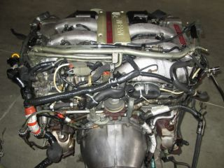 Nissan 300zx Z32 Fairlady JDM VG30DETT Engine VG30DE TT Twin Turbo ECU Trans