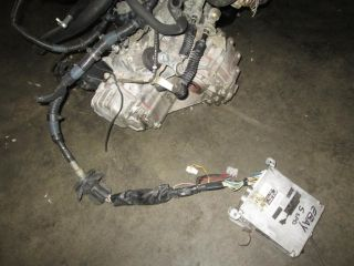 Toyota Celica JDM 1ZZ FE VVT I Engine Wiring ECU 1ZZFE vvti Motor Used Japanese