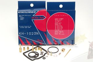 Honda CB92 125 Keyster Carb Kit 1959 1963