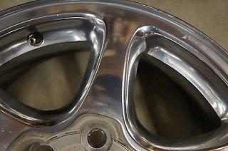 "GMC Sierra Yukon Denali Factory 17"" Polished Wheel Rim 5132 1 Free Shipping"
