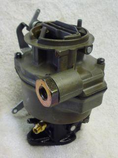 63 64 65 66 67 Chevy Truck Carburetor 235 250 Engine B Rochester Single Barrel