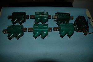 Dragbike KZ GS Lot 7 Dynatek Dyna Green 3ohm Coils Read Drag Bike Kawasaki Suz