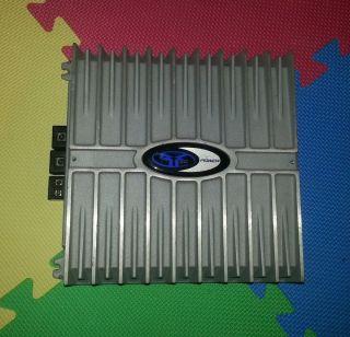 Rockford Fosgate Old School Power Amplifier 501BD 500 Watts RMS