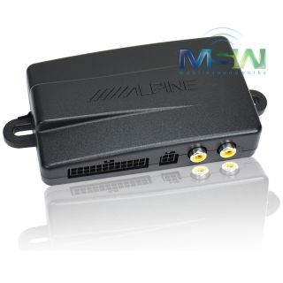 New Alpine® VPX B104R Vpass Visual Parking Assist Backup Sensor System VPXB104R