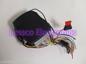 Clarion Ungo MS3001 Remote Car Alarm Brain Module Wires