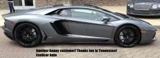 Factory Lamborghini Aventador Roadster Dione LP700 4 Wheels Tires Rims Caps TPMS