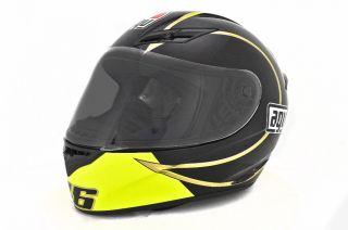 Agv K3 Gothic Helmet Gothic Black SM