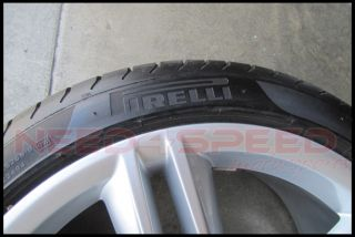 """20"""" Factory Audi S7 A7 Forged Wheels Rims Pirelli Tires Made by Speedline"""