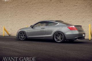 "20"" Hyundai Genesis Coupe Avant Garde M368 Concave Staggered Rims Wheels"