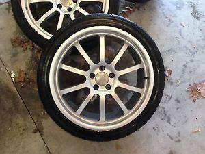 "Sportec 20x9"" Forged Audi Wheels with Lip 5x112"