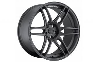 "20"" Nissan 350Z Avant Garde M368 Concave Staggered Rims Wheels"