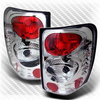 99 04 Jeep Grand Cherokee LED Tail Lights