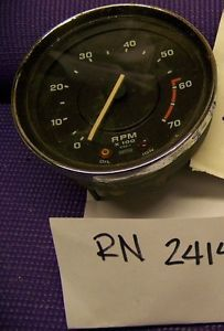 Smiths Gauge Tachometer RN2414 00AS Triumph TR6