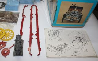 RARE 1 8 Scale Arnold Pocher 1907 Pekin Paris Itala Kit The First Pocher Model