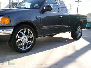 24 Wheels Rim Tires Ford Expedition Navigator Dodge RAM