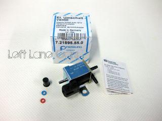 VW TDI N75 Boost Pressure Solenoid Valve MK3 Jetta Golf B4 Passat Beetle 96 00