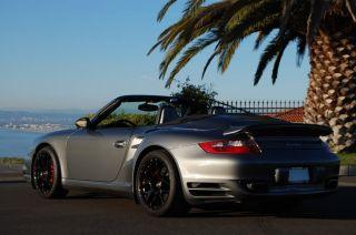 "HRE P40 19"" 997 996 Porsche Turbo C4S Carrera Widebody"