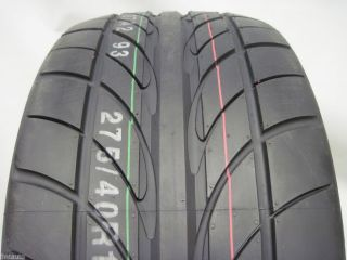 Two New Kumho Ecsta MX Run Flat Performance Tires 275 40 R 18