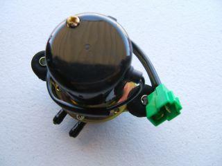 P01K Universal Low Pressure Electric Fuel Pump Carburated Vehicles Motorcycles
