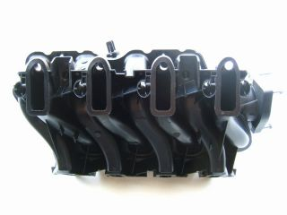 New GM 12580420 Plastic V8 Engine Intake Manifold Assembly